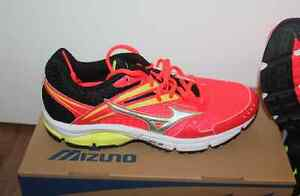 Mizuno Wave Vailant Ladies Run Running Shoe Pink all Sizes New with Box
