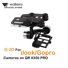 Walkera FPV G-2D Brushless Camera Gimbal for ilook /Gopro/QR X350 PRO 50% OFF