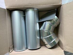 LG Electronics Dryer Side or Bottom Venting Kit - 3911EZ9131X