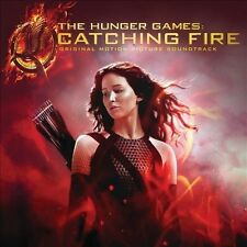 Hunger Games: Catching Fire [Deluxe] [Digipak] by Various Artists (CD,...