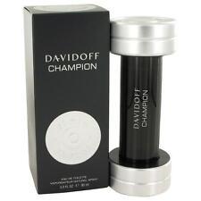 CHAMPION by Davidoff Spray 3.0 oz edt NEW in BOX