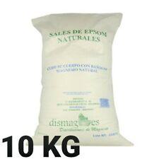 Sel d'Epsom 10Kg Source concentrée de Magnésium Sel100% BIO livraison gratuite