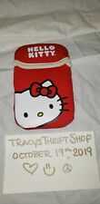 Hello Kitty Red Cell Phone Case Wallet Wristlet iPhone Blackberry Sanrio pocket