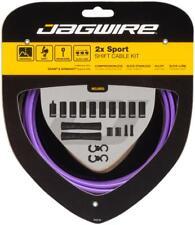 Jagwire 2x Sport Shift Cable Kit SRAM/Shimano, Purple