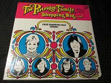 1972 Partridge Family - Shopping Bag LP GF SEALED Bell Records ‎– BELL 6072