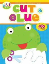 I'm Learning the Bible Activity Book: Bible Fun: Cut and Glue by Kim Mitzo...