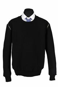 Gucci Pullover Men's 56 Black Wool   One Color