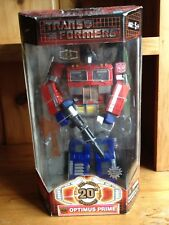 Transformers Masterpiece 2004 Optimus Prime 20th Anniversary MISB