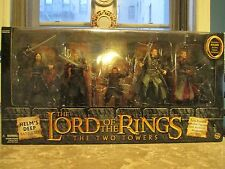 Helm's Deep battle set, Lotr, The Two Towers