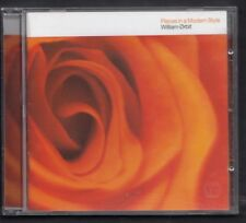 WILLIAM ORBIT Pieces In A Modern Style 2000 CD ALBUM MINT ELECTRONIC