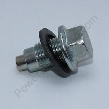 Magnetic Oil Sump Drain Plug fits Suzuki SV650 V-Storm 09247-12011 (PSR0106)