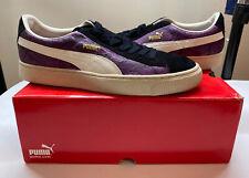 Puma Shoes Reptile Lo Purple Snake Size 9.5 Mens 344199 03 New