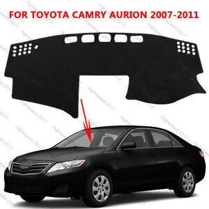 For Toyota Camry Aurion 2007-2011 Car Dashboard Sun Cover Dashmat Dash Mat Pad