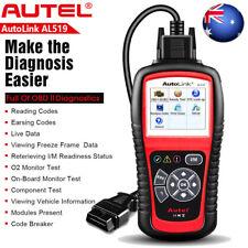 Autel AutoLink AL519 OBDII Diagnostic Scanner Code Reader Car Fault CAN EOBD AU