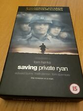 Saving Private Ryan (VHS/SH, 1999)