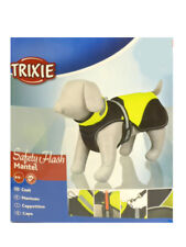 Trixie 30304 Hundemantel Safety Flash, M, 50-84cm/45cm