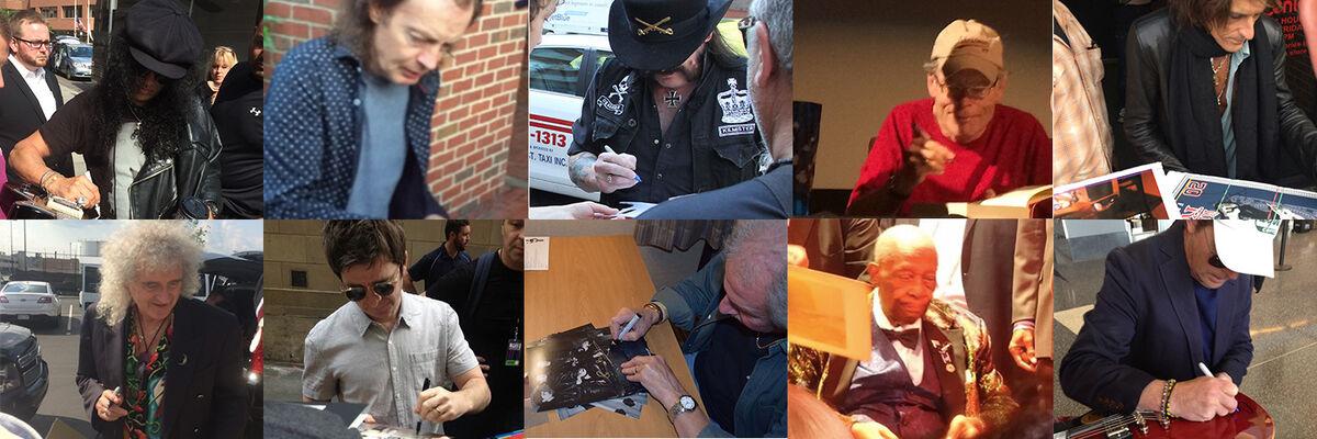 Entertainment Autographs
