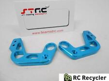 STRC Tamiya CR01 Aluminum HD Front Bumper Brackets STT51329B Scale Crawler CR-01