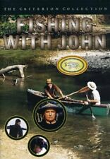Criterion Collection Fishing With John 1-3 DVD Region 1 037429136621