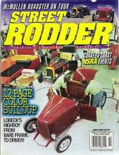 STREET RODDER 1997 OCT - STONE WOODS & COOK, CHUBBY CHASSIS POWER RACK