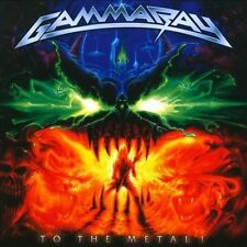 To the Metal! by Gamma Ray (CD, Feb-2009, Ear Music)