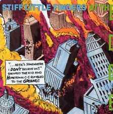"STIFF LITTLE FINGERS ""AT THE EDGE"" ORIG UK 1980"