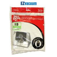 Genuine Dirt Devil Allergen Type O Vacuum Bags 3 Pack # AD10030, 304235002