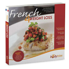 Bodytrim - French 4 Weight Loss - Diet Cook Book - body trim slim quick