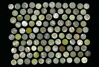 100 % Natural Loose Diamond Rough Round Cut Grey Mix Color ( 100 pcs lot ) K25