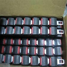 Hot Sale Auto Car Seat Belt Buckle Clip Extender Safety Alarm stopper 3colors