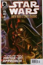 STAR WARS Magazine DARTH VADER Cry of Shadows Dark Lord Takes Hands-on Approach