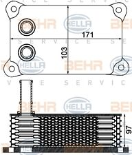 HELLA 8MO 376 726-281 STEERING OIL COOLER PORSCHE CAYENNE// VW WHOLESALE PRICE