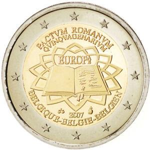 [#93492] Belgique, 2 Euro, 2007, FDC, Bi-Metallic, KM:247