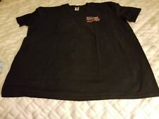 Softball Women's V Neck T-Shirts Size XL