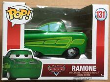 Funko POP Ramone Disney Pixar Cars Green 131 Target EXCLUSIVE Vinyl Bobble-head