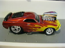 Muscle Machines MM Ford Mustang Boss Red RR M2 HW Hot Wheels THunt Loose 1/64