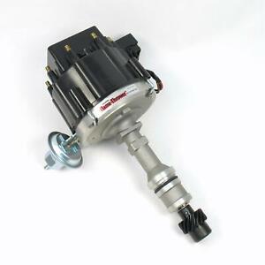 PerTronix D1100 Flame-Thrower Distributor HEI, Oldsmobile V8, Black