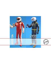 1/24 MODERN F1 DRIVER FIGURE SHAKING HANDS (1) TAMIYA