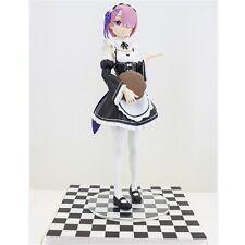 Re Zero kara Hajimeru Isekai Seikatsu Ram Sega Prize PM PVC Anime Figure No Box
