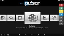 Pulsar IPTV 1 Month Best Service +200 Channels Service ONLY  for Android TV Box
