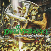 DELIVERANCE - ASSIMILATION (Retroarchives Edition) (*NEW-CD, 20019) Xian Metal