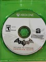 Batman: Return to Arkham Arkham City (Xbox One)
