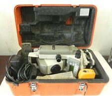 Nikon DTM-520 Total Station Surveying Equipment w/ Case