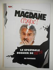 ▓ PLAN MEDIA OUVRANT ▓ MAGDANE : CRAQUE !