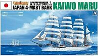 Aoshima 1/350 Scale Sailing Ship Kaioumaru Plastic Model Kit Japan