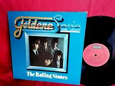 ROLLING STONES Goldene serie LP GERMANY 1981 MINT- First Pressing Club Edition