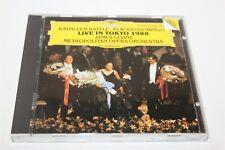 Kathleen Battle & Placido Domingo Live in Tokyo 1988 CD Deutsche Grammophon