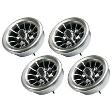 4x Turbo Style Air AC Vent Fit For Mercedes Benz V Class Vito Viano Metris W447