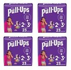 Huggies Pull-Ups Training Pants Girls Minnie Mouse Size 2T-3T(13-34 lb) 92 Count