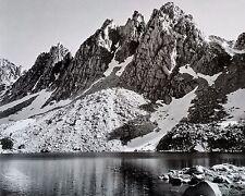 "Ansel Adams, ""Kearsarge Pinnacles, King River Canyon 1936"", digital, 17""h x 22""w"